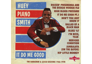 "Huey ""piano"" Smith - It Do Me Good (Deluxe Edition) - (CD)"