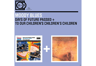 The Moody Blues, London Festival Orchestra - 2 For 1: Days Of Future Passed/To Our Children's Children's Children [CD]
