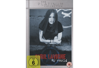 Avril Lavigne - MY WORLD [DVD]