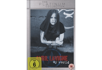 Avril Lavigne - MY WORLD - (DVD)
