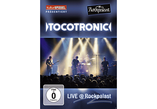 Tocotronic - LIVE AT ROCKPALAST (KULTURSPIEGEL EDITION) [DVD]