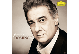 Plácido Domingo - Forever - (CD)