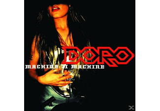 Doro - Machine Ii Machine (Re-Release) [CD]