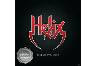 Helix - Best Of 1983-2012 - (CD)
