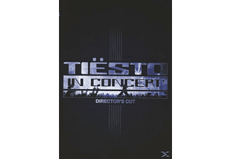 DJ Tiësto - Tiesto In Concert - Director's Cut [DVD]