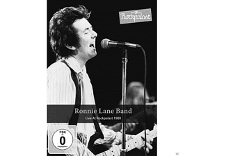 Ronnie Lane Band - LIVE AT ROCKPALAST - (DVD)