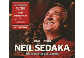 Neil Sedaka - The Essential Collection - (CD + DVD)