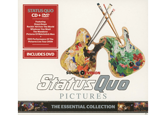 Status Quo - Pictures (Cd+Dvd) - (CD + DVD)