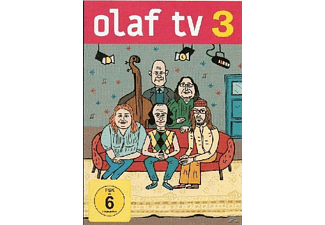 OLAF TV 3 [DVD]
