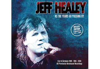 Jeff Healey - As The Years Go Passing By - (CD)