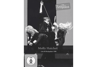 Molly Hatchet - LIVE AT ROCKPALAST - (DVD)