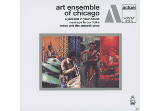 Art Ensemble Of Chicago - A Jackson In Your House/Message To Our Folks... - (CD)