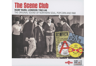 VARIOUS - Club Soul Vol.1-The Scene Club [CD]