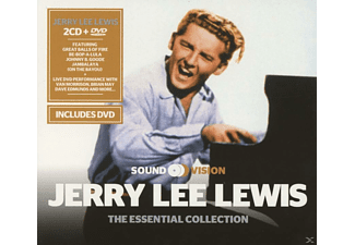Jerry Lee Lewis - The Essential Collection - (CD + DVD)