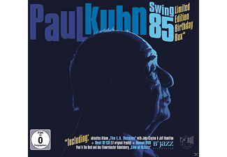 Paul Kuhn - Swing 85 - Birthday Box - (CD)