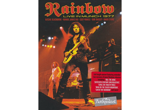 Rainbow - Live In Munich 1977 (Re-Release) - (DVD)