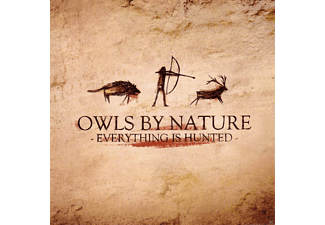 Owls By Nature - Everything Is Hunted - (CD)