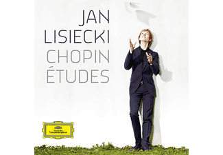 Jan Lisiecki - Chopin Etüden-Op.10+Op.25 - (CD)