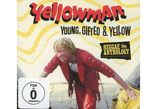Yellowman - Young, Gifted And Yellow - (CD + DVD)