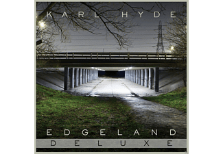 Karl Hyde - Edgeland (Ltd. Deluxe Edition) - (CD)