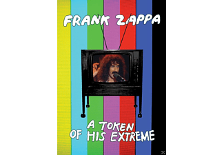 Frank Zappa - A Token Of His Extreme - (DVD)
