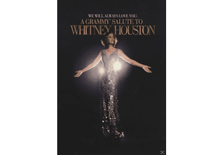 Whitney Houston - WE WILL ALWAYS LOVE YOU - A GRAMMY SALUTE TO WHITN - (DVD)