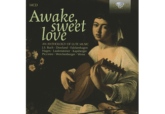 VARIOUS - Lute Edition - Awake, Sweet Love - (CD)