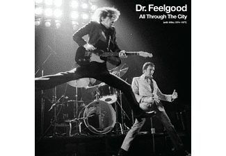 Dr. Feelgood - All Through The City (With Wilko 1974 - 1977) - (CD + DVD)