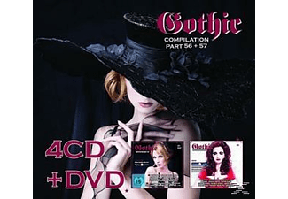 Various - Gothic Compilation Part I