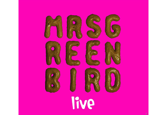 Mrs. Greenbird - MRS. GREENBIRD - LIVE [CD]