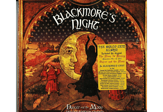 Blackmore's Night - DANCER AND THE MOON (LIMITED EDITION/DIGIPAK) - (CD + DVD)