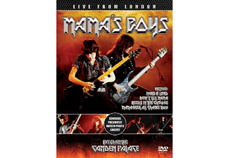 Mama's Boys - Live From London [DVD]