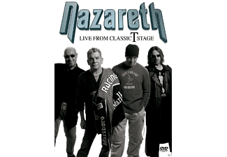 Nazareth - Live From Classic T Stage [DVD]