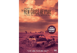 Leon Russell, New Grass Revival - Live And Pickling Fast - (DVD)