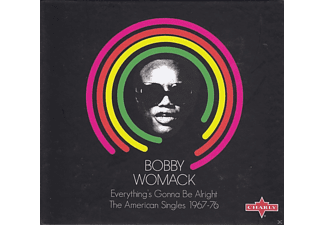 Bobby Womack - Everything's Gonna Be Alright - (CD)