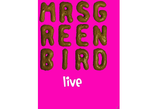 Mrs.Greenbird - MRS. GREENBIRD - LIVE [DVD]