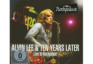 Ten Years Later, Alvin Lee - Live At Rockpalast [DVD]