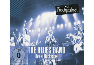 The Blues Band - Live At Rockpalast - (CD + DVD)
