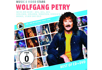 Wolfgang Petry - Music & Video Stars - (CD + DVD)