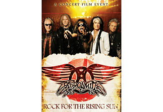 Aerosmith - Rock For The Rising Sun - (DVD)