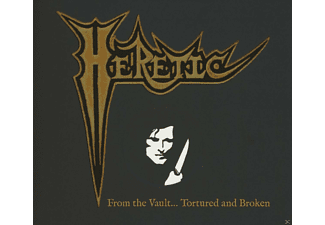 Heretic - From The Vault...Tortured And Broken [CD + DVD]
