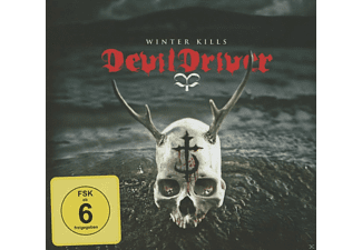 DevilDriver - Winter Kills (Ltd. Edt.) [CD + DVD]