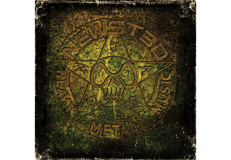 Newsted - Heavy Metal Music - (CD)