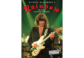 Rainbow, Ritchie Blackmore - Black Masquerade (Rockpalast) - (DVD)