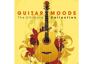 VARIOUS - Guitar Moods - The Ultimate Collection - (CD)
