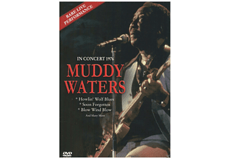 Muddy Waters - IN CONCERT 1976 [DVD]