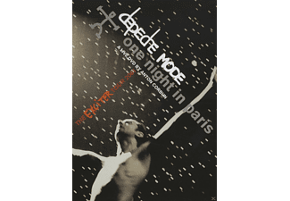 Depeche Mode - ONE NIGHT IN PARIS THE EXCITER - (DVD)
