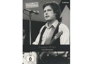 Frankie Miller - LIVE AT ROCKPALAST - (DVD)