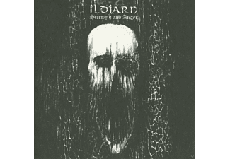 Ildjarn - Strength And Anger (Re-Release) - (CD)