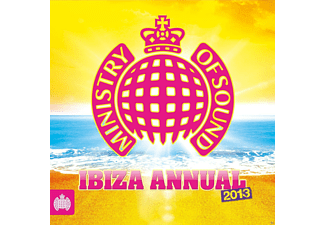 VARIOUS - MINISTRY OF SOUND - IBIZA ANNUAL 2013 - (CD)